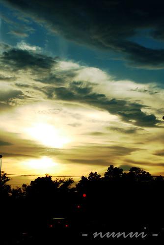 light sunset dusk malaysia senja perak tgmalim tamanbahtera