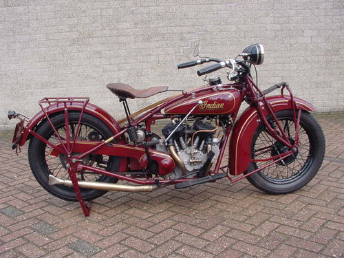 Indian Scout 101 (1928)