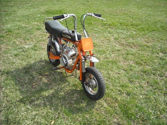 Mtd Mini Bike : Mtd mini bike flickr photo sharing