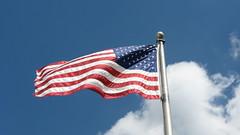 Flag waving #2