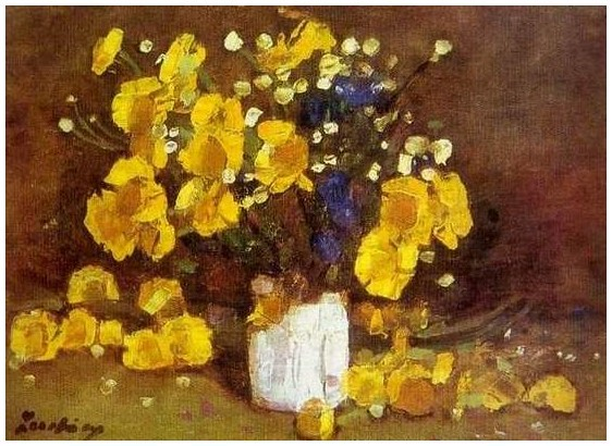 Romanian painters - Luchian