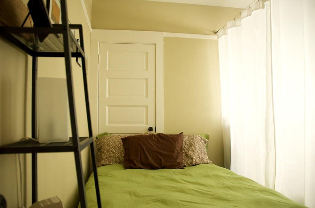 Week 7 - Bedroom w/ Room Divider