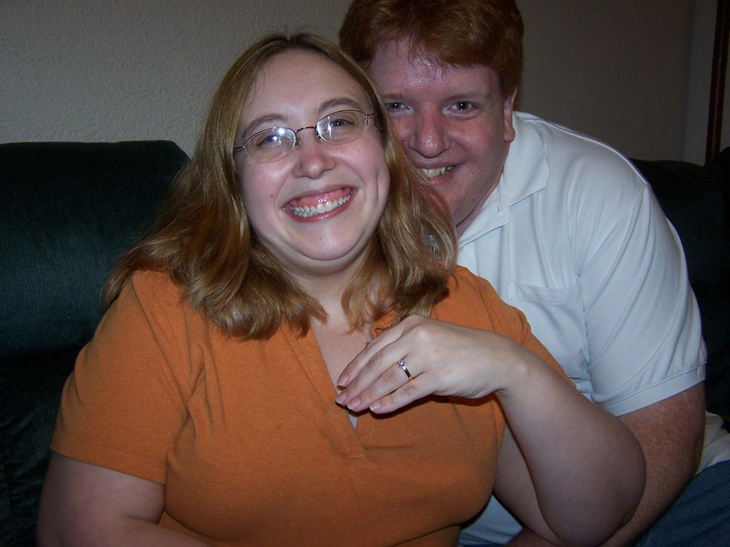 May 20, 2008 - SHE SAID YES!
