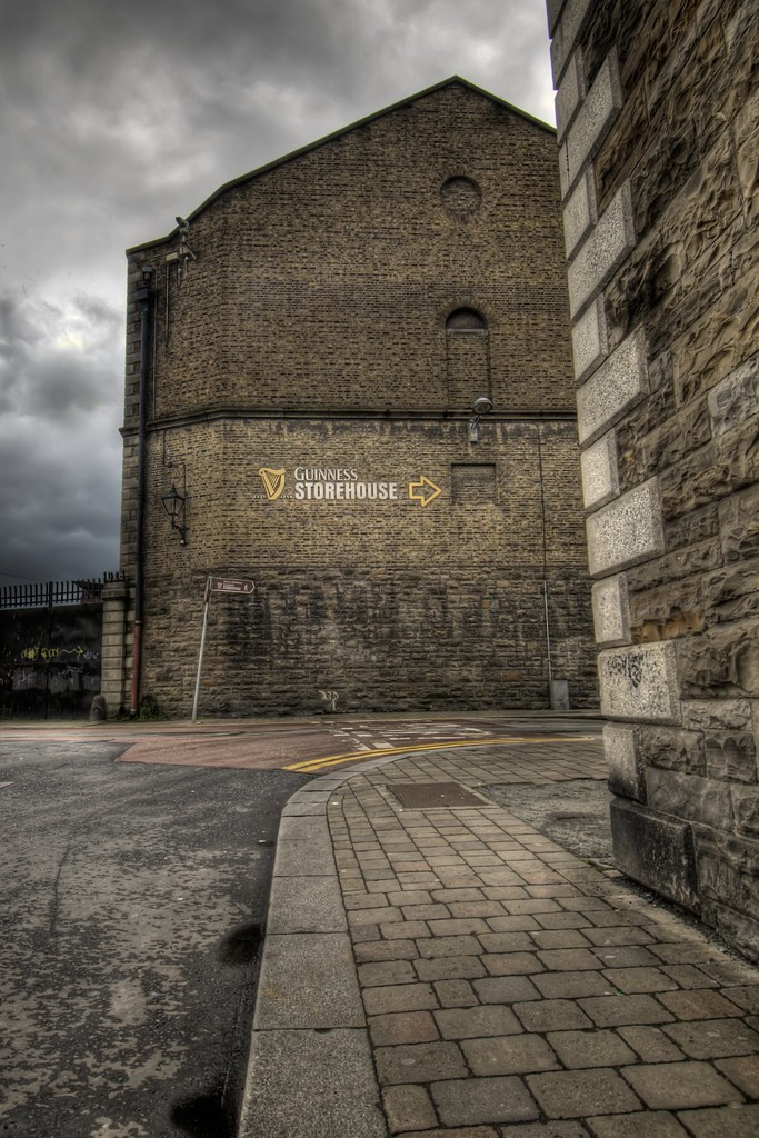 This Way to the Guinness Storehouse