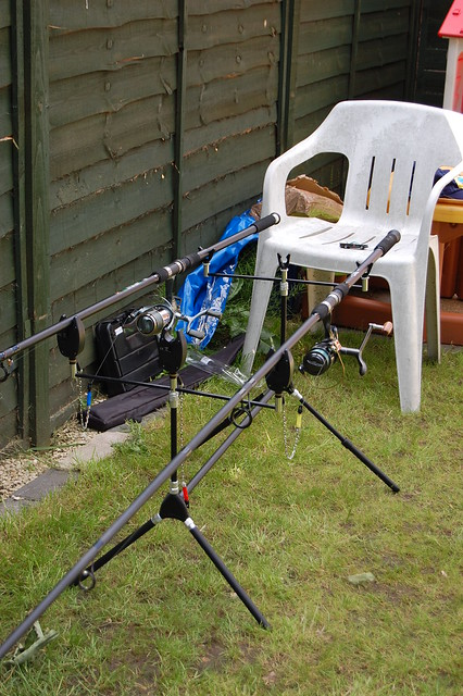 how to set up a carp rod