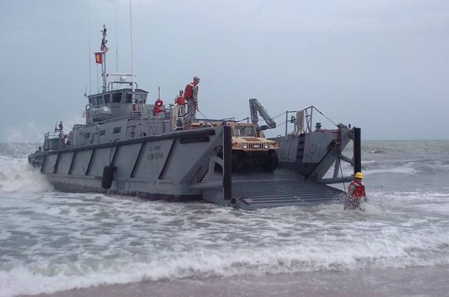 Ship to Shore Logistics   10 (USA Capabilities)