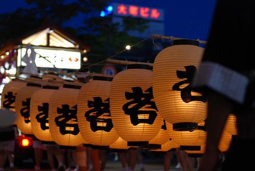 japan night matsuri akita 秋田 kanto まつり dsc9151 竿灯