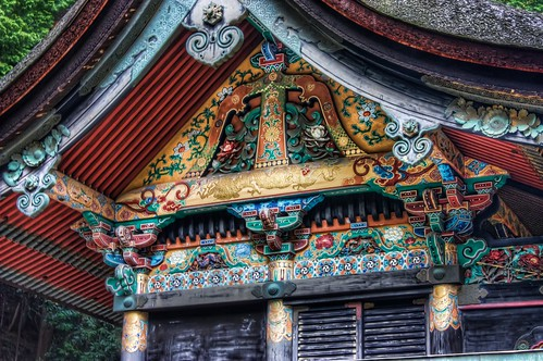 Amazingly Detailed Shrine