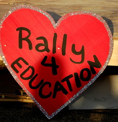 Rally for Education