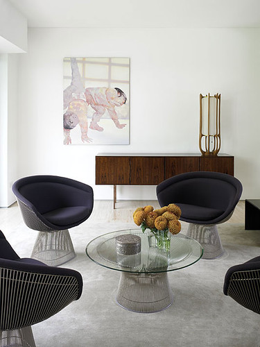 Mid Century Modern Interior - Albano Daminato