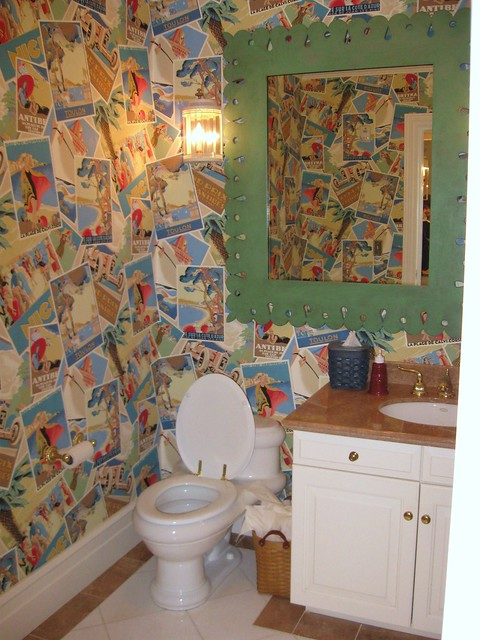 TROPICAL THEME BATHROOM Bathroom Design Ideas