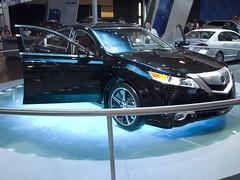 automobile(1.0), automotive exterior(1.0), executive car(1.0), wheel(1.0), vehicle(1.0), automotive design(1.0), auto show(1.0), mid-size car(1.0), bumper(1.0), sedan(1.0), land vehicle(1.0), luxury vehicle(1.0), acura(1.0),
