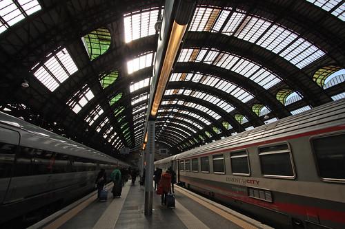 Milano Centrale Station