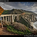 Bridge on California Coast (2)