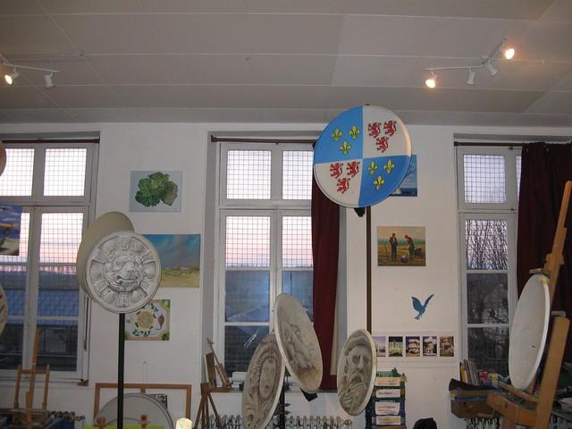 Prep exposition salon habitat durable elispace beauvais - Salon habitat beauvais ...