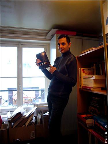 Arash Derambarsh au cherche midi éditeur