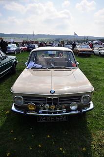 1972 BMW 2002 automatic