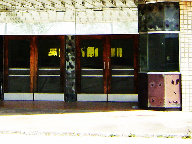 Capitan Theater entrance, 1001 Shaw Ave., Pasadena, Texas 0425091132A ...