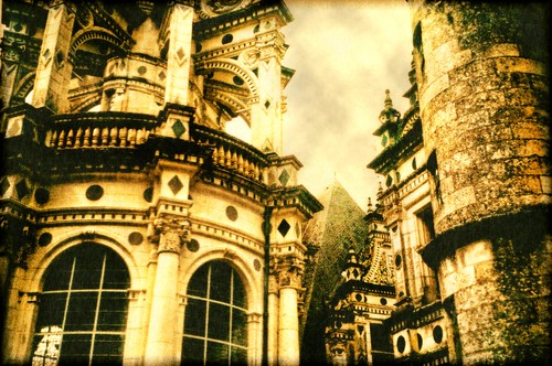 Chambord's Beautiful Details by Samantha Decker