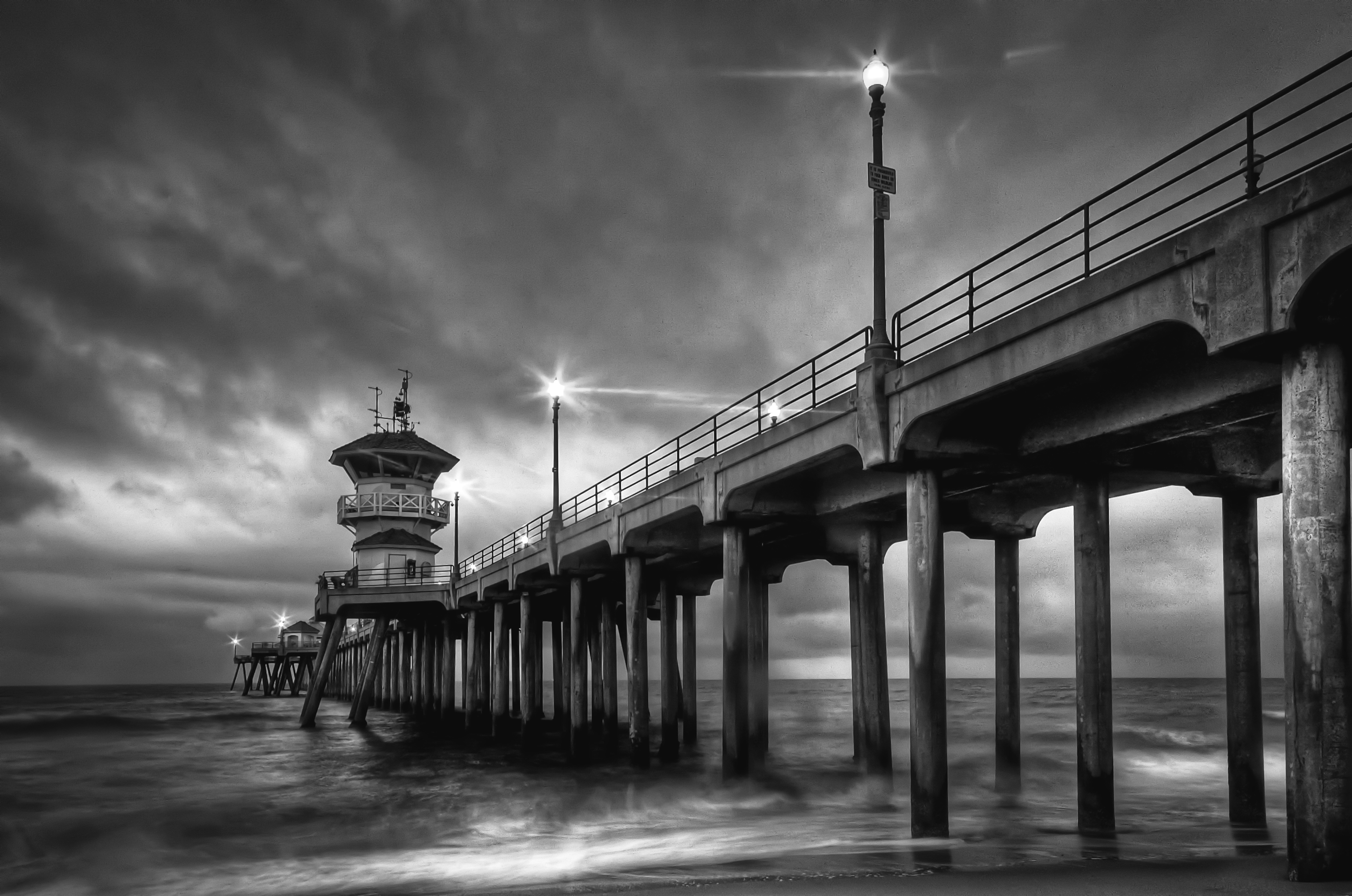 Black And White Photography Beach Landscapes Black And White Landscape