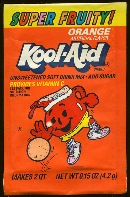 Orange Kool Aid Cake Recipe