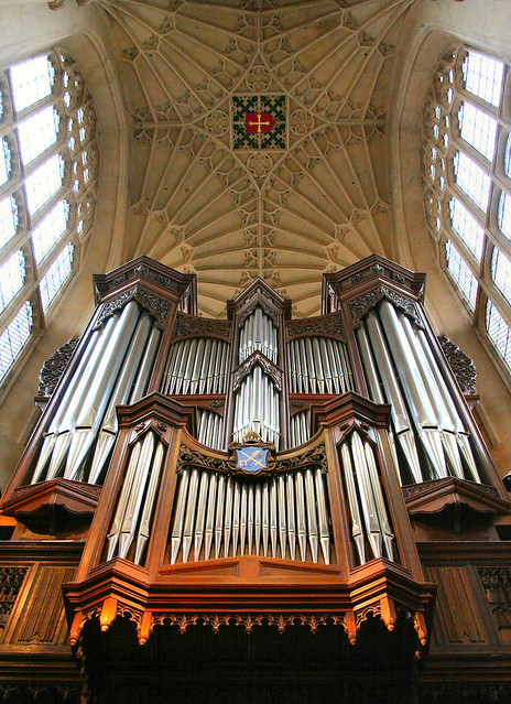 The Organ: Bath Abbey