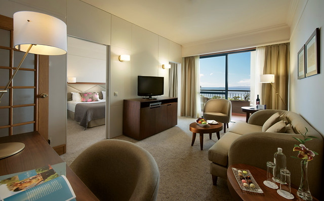 hotel THE CLIFF BAY | junior suite