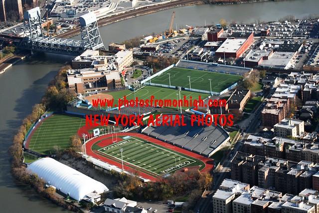 Columbia University Athletics Baker Field 518-495-7983 aerial photos ...