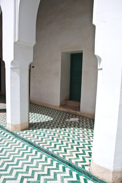 Marrakech - Bahia Palace