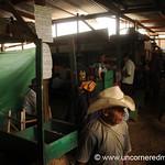 Closing Market for the Day - La Esperanza, Honduras