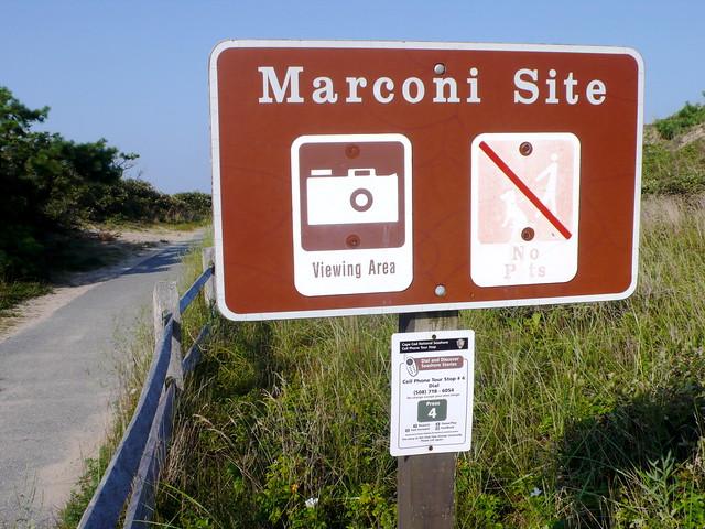 marconi site - cape cod