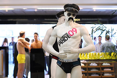 Pride 09 Launch Party - Selfridges Manchester