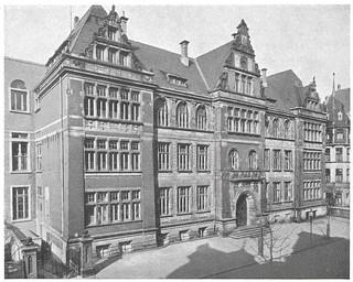 50 jahre humboldtschule 1949