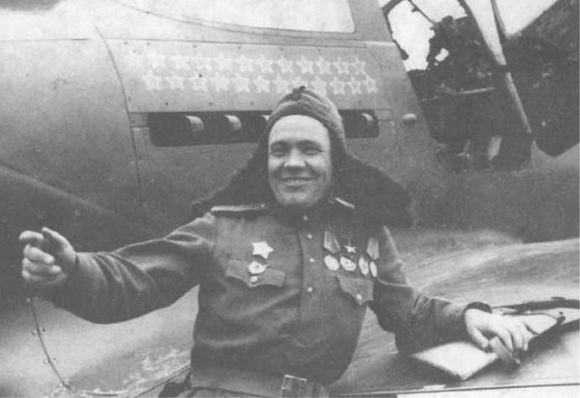 russian air aces ww2
