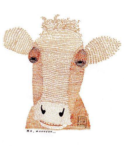 Esto no es una vaca