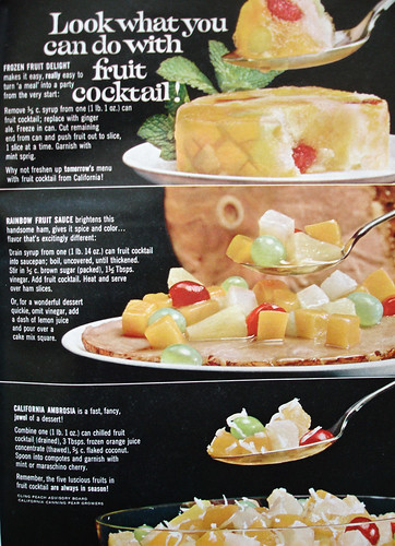 Fruit Cocktail recipes
