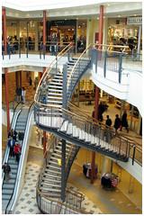 Skellefteå. CK Shopping Centre