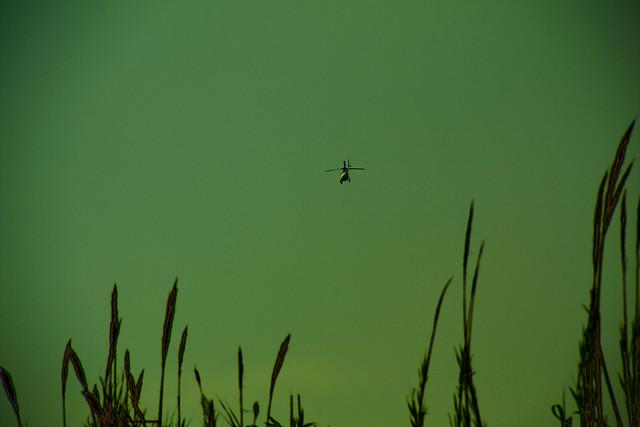 Helicòpter - Helicóptero