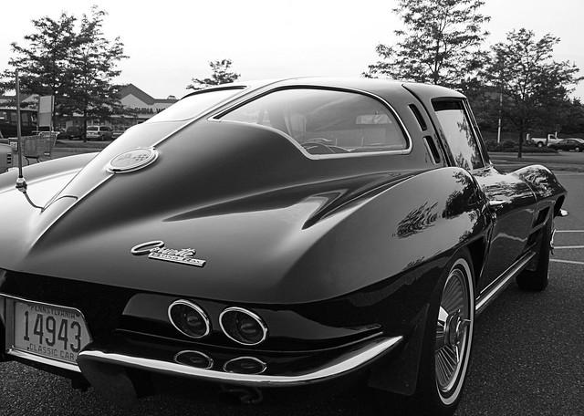 63 corvette stingray autos post for Corvette split window 63