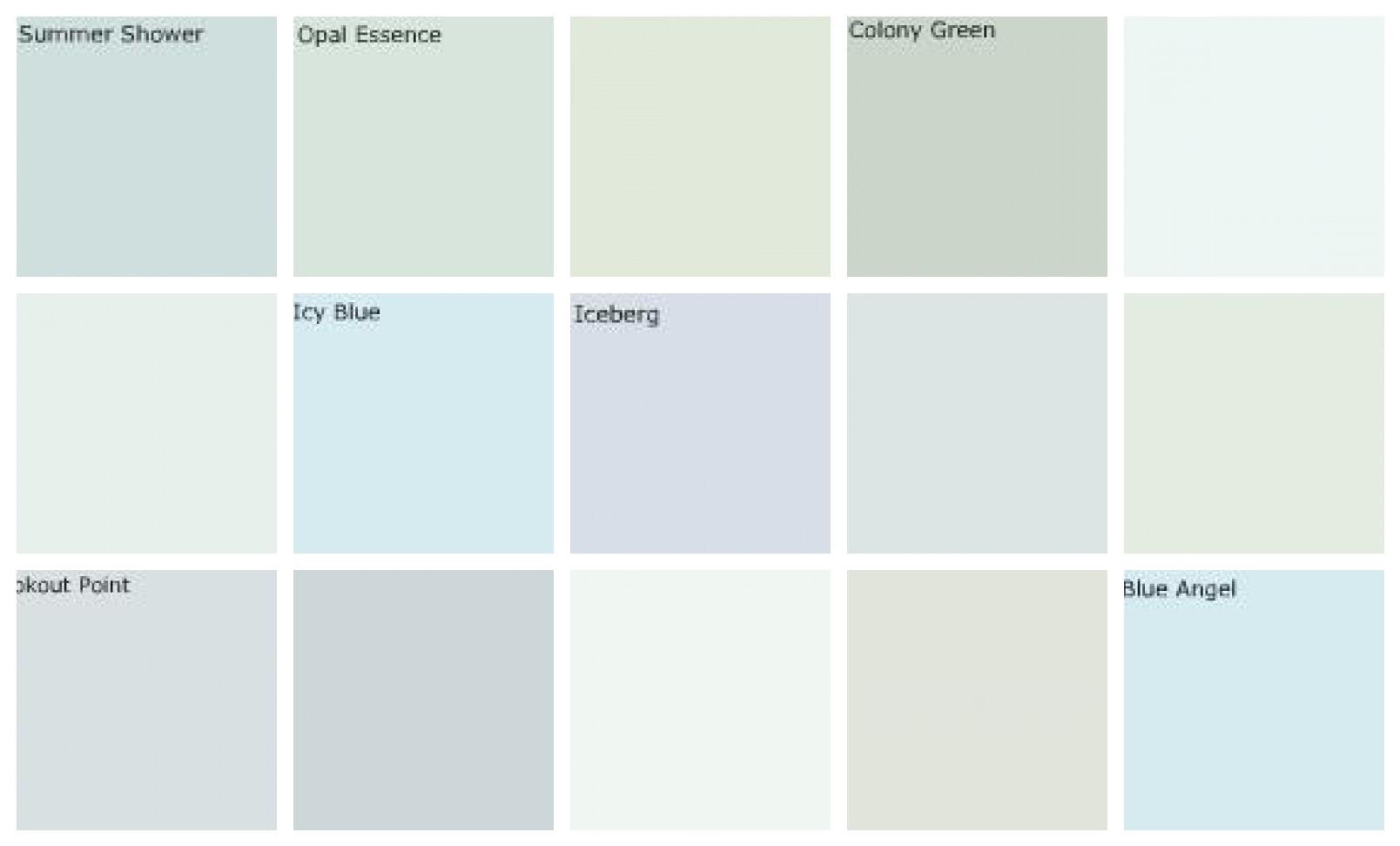Fluidr Light Blue Paint Colors Designers 39 Favorites By
