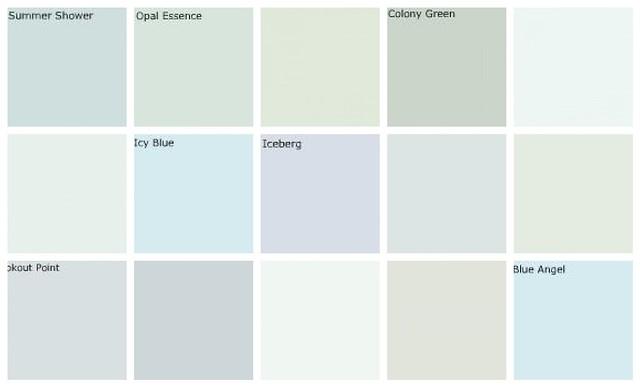 Light blue paint colors: Designers' favorites