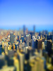Miniature View -Willis Tower by polzkie ( returns )