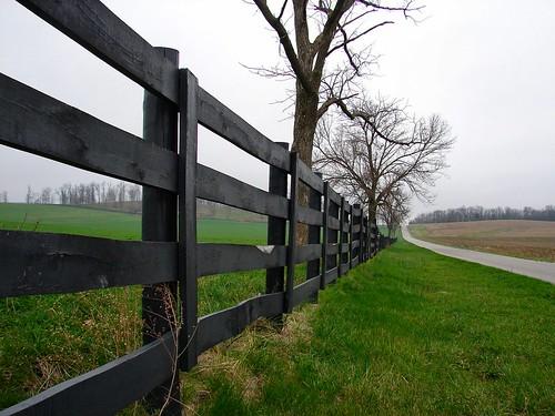 green grass fence spring indiana livonia washingtoncounty ingreen hardinsburgroad