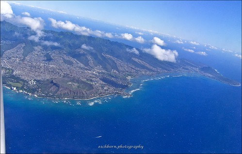 Leaving Oahu, Hawaii
