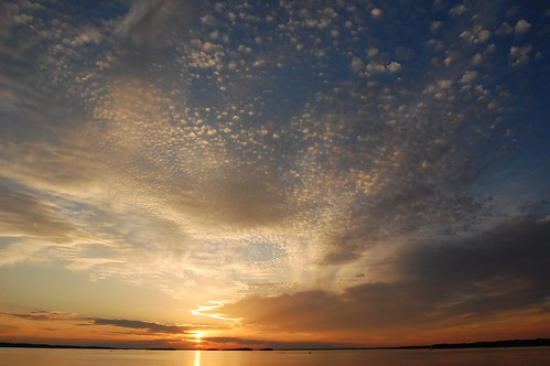 sunset fa scapes lakemurray