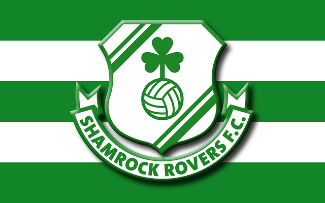 Shamrock Rovers F.C. Badge | Flickr - Photo Sharing!