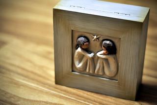 Ang's talking box!