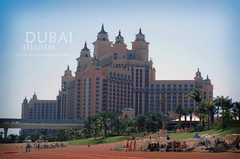 Dubai Atlantis..