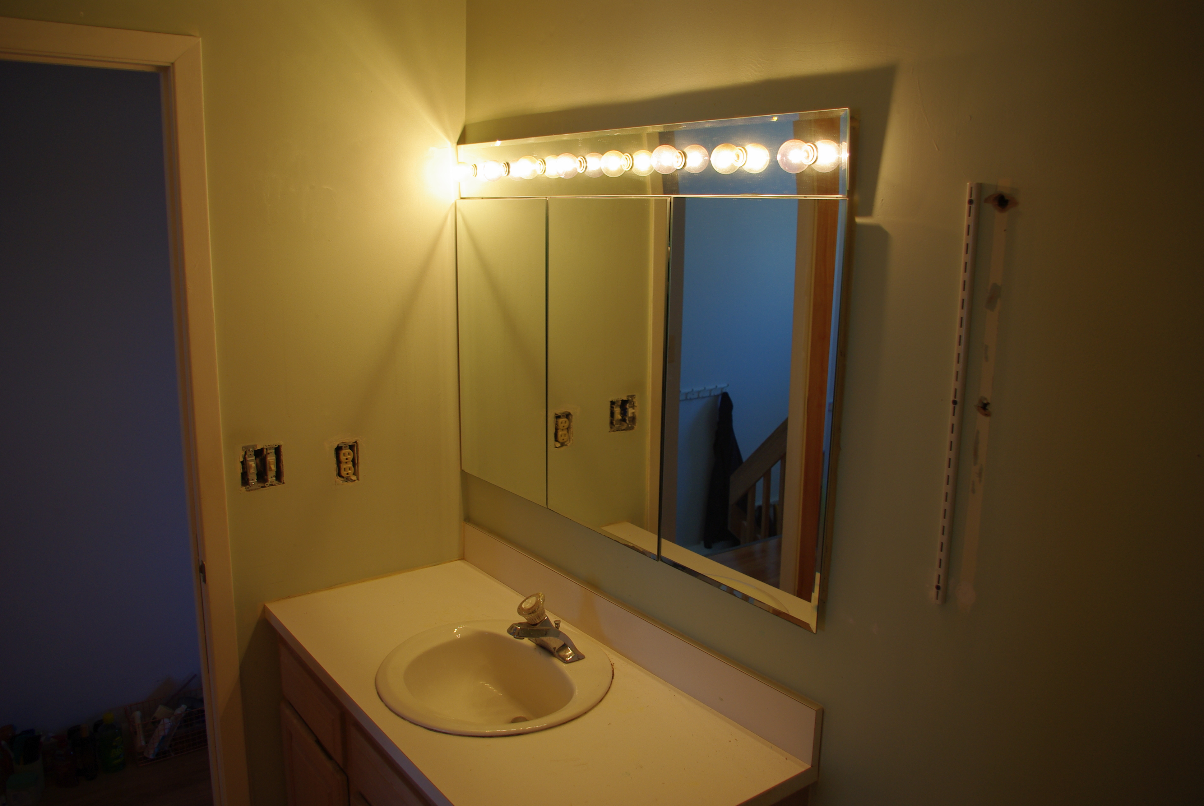 Bathroom Paint Job 2 Flickr Photo Sharing
