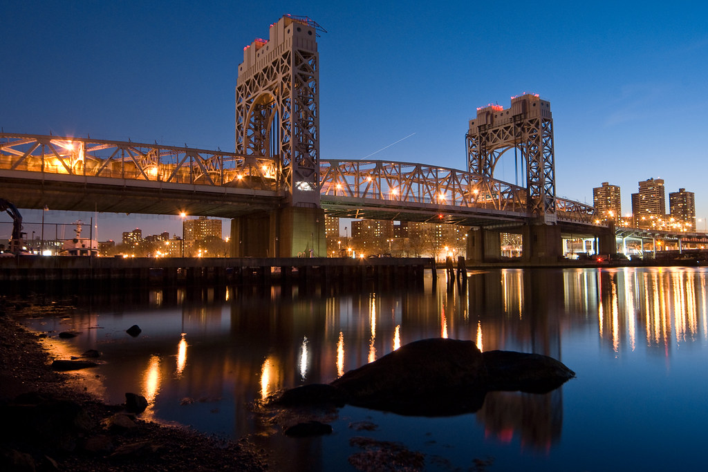 Triborough (Harlem River Lift)
